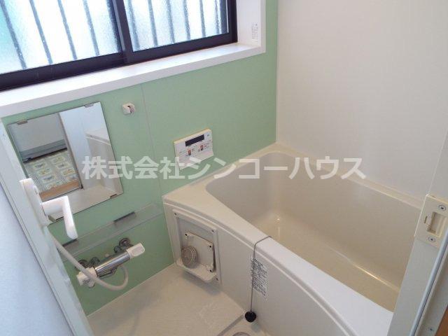 【浴室】久喜北1丁目 戸建