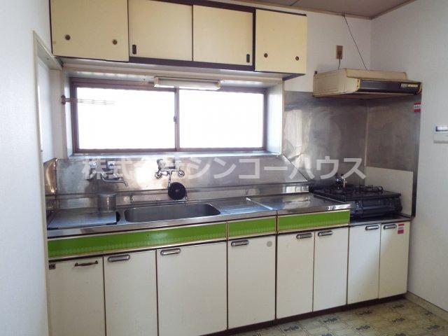 【キッチン】久喜北1丁目 戸建
