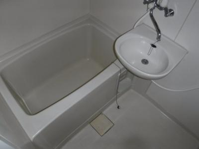 【浴室】カスティージョ日吉