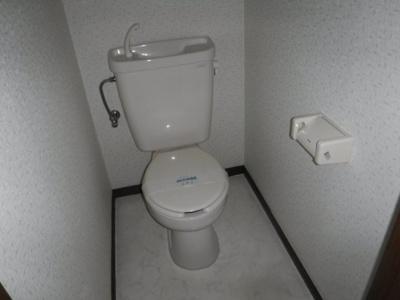 【トイレ】カスティージョ日吉