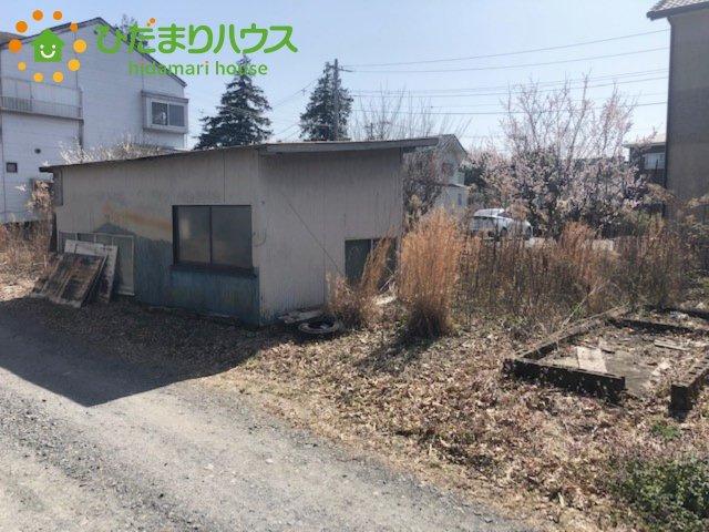 【その他】水戸市元石川町 売地 99坪