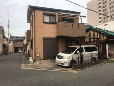 【駐車場】堺市堺区三宝町3丁 中古戸建