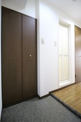 【玄関】六甲グランフォーレ