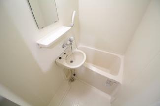 【浴室】六甲グランフォーレ