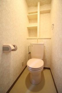 【トイレ】六甲グランフォーレ
