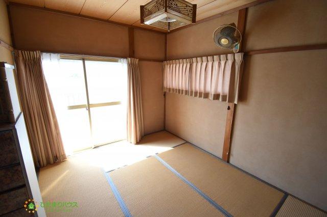 【寝室】川島町出丸下郷 中古一戸建て