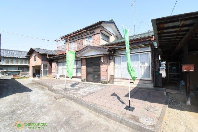 【外観】川島町出丸下郷 中古一戸建て