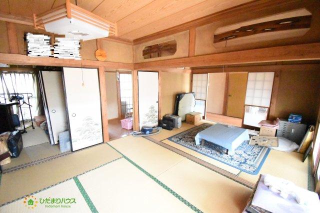 【キッチン】川島町出丸下郷 中古一戸建て