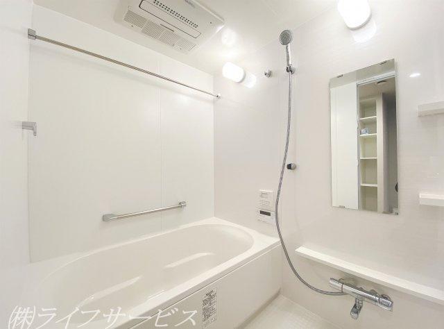 浴室/自動お湯張り機能、追い焚き機能