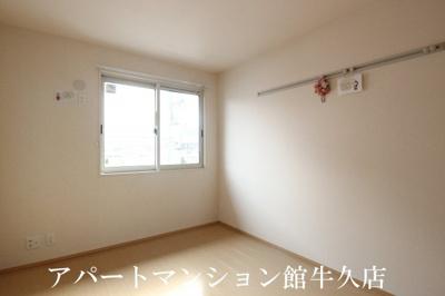 【寝室】ファミール春日