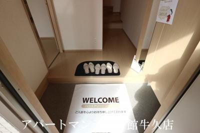 【玄関】ファミール春日