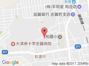 【地図】クレール紘