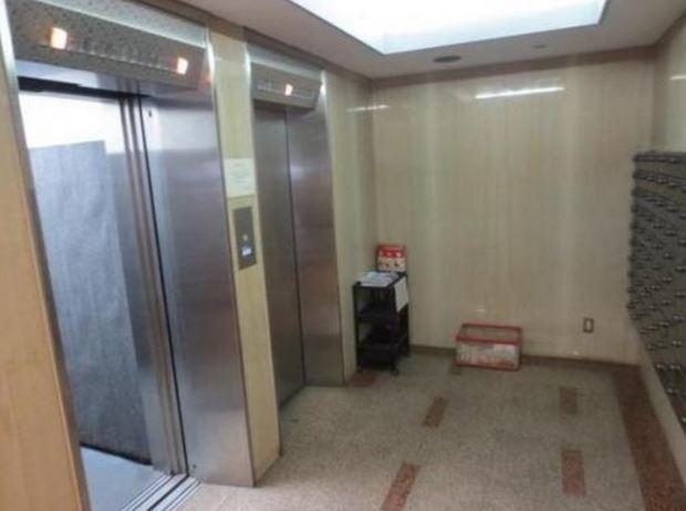 エレベーター ザ・プラザオーベル白山