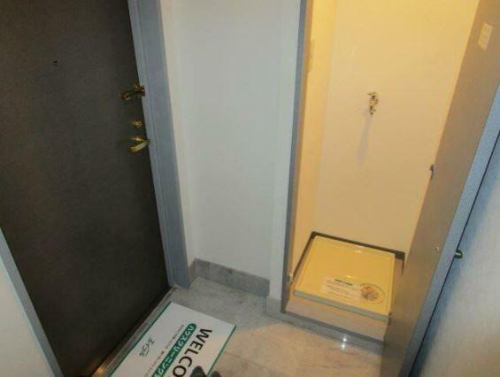 玄関・室内洗濯機置き場