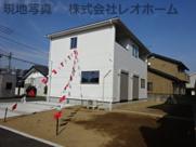現地写真掲載 新築 高崎市岩鼻町KⅡ4-1 の画像