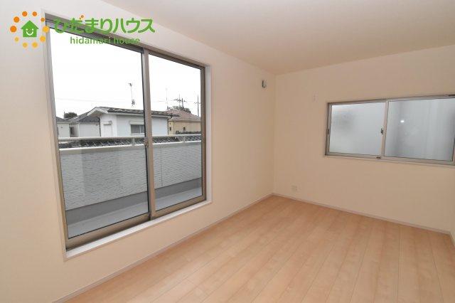 【寝室】見沼区風渡野 第2 新築一戸建て リーブルガーデン 01