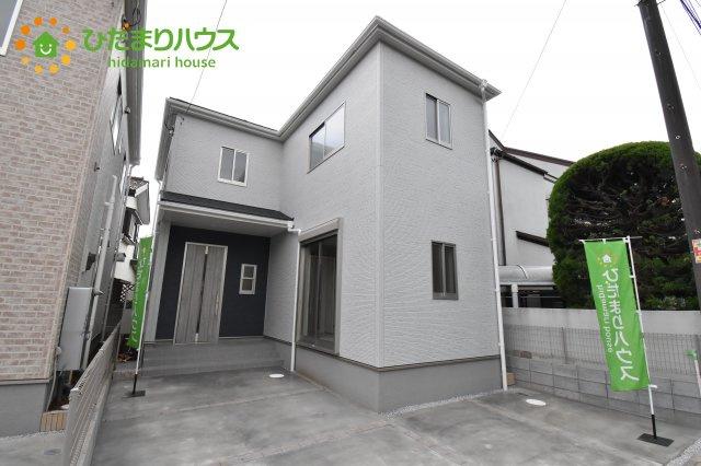 【外観】見沼区風渡野 第2 新築一戸建て リーブルガーデン 01
