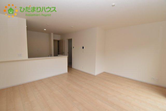 【居間・リビング】見沼区風渡野 第2 新築一戸建て リーブルガーデン 01