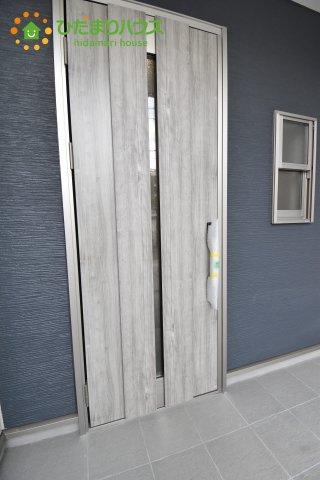 【玄関】見沼区風渡野 第2 新築一戸建て リーブルガーデン 01