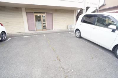 【駐車場】フナハシマンション
