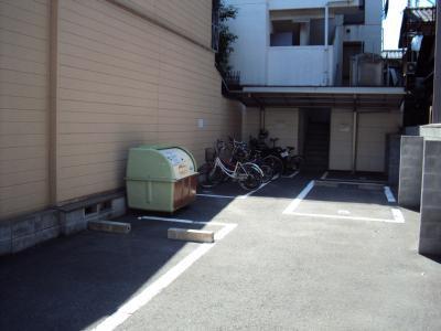 【駐車場】シティハウスSAKA PARTⅡ(シティハウスサカパート2)