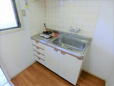 【キッチン】グランデハイツ