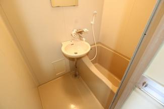 【浴室】ブランフォーレ南久米