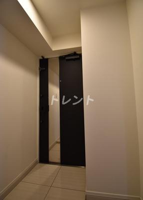 【玄関】アバンテ勝どき