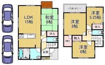 堺市西区上野芝向ヶ丘 新築戸建の画像