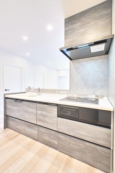 【キッチン】ロワールマンション和白2