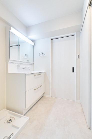 【洗面所】ロワールマンション和白2