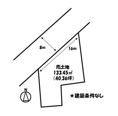 【区画図】福山市神辺町字上御領