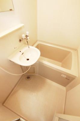 【浴室】アヴニールB棟