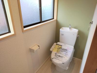 【トイレ】八頭郡八頭町才代中古戸建