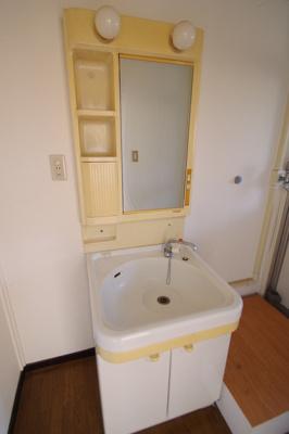 【独立洗面台】カーサ相模台B棟