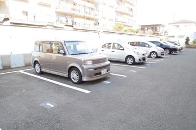 【駐車場】カーサ相模台B棟