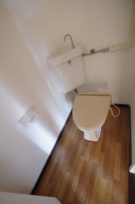【トイレ】カーサ相模台B棟
