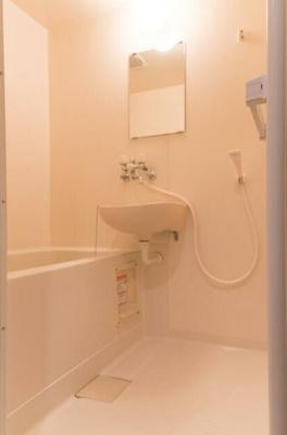 【浴室】アイアム溝の口ウエスト
