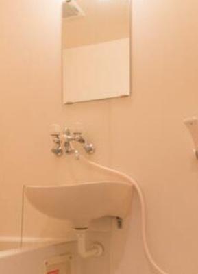【洗面所】アイアム溝の口ウエスト