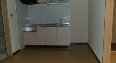 【キッチン】A-House Ⅲ