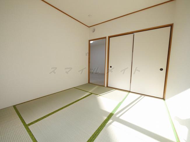 【和室】ピュアハイツ~仲介手数料無料キャンペーン~