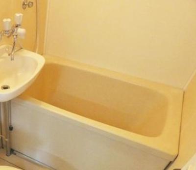 【浴室】カーサディリコルド(CASAdiRICORDO)