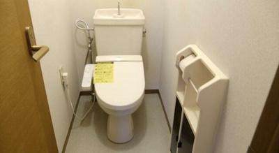 【トイレ】クレセント参番館