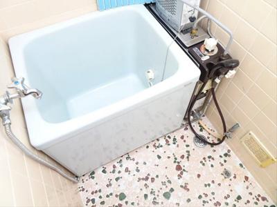 【浴室】ヴィラ長月