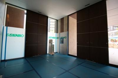 【セキュリティ】グランドメゾン上町台レジデンスタワー
