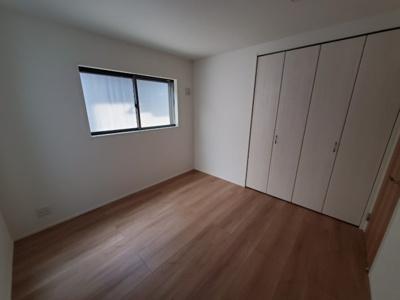 大型クローゼット付き♪ 新築戸建の事はマックバリュで住まい相談へお任せください。