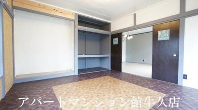 【洋室】ヴィレッジ神谷