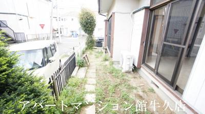 【庭】ヴィレッジ神谷