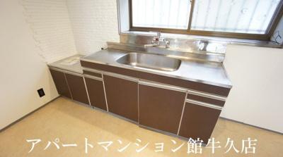 【キッチン】ヴィレッジ神谷