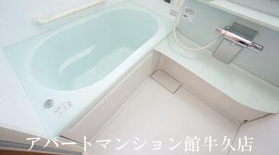 【浴室】ヴィレッジ神谷